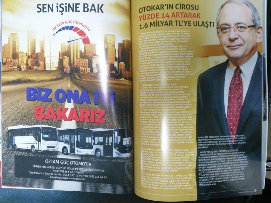 Otomotive Dergisi